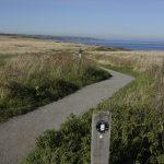Walking the England Coast Path at Blackhall