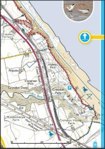 Crimdon Map