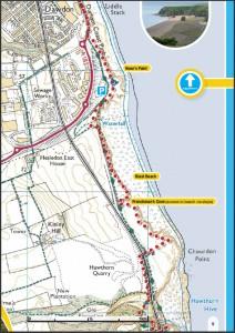 Dawdon Map
