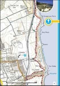 Easington Colliery Map