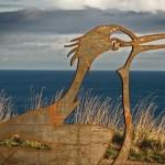 Little Tern sculpture