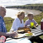 Picnic at Noses point