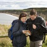 Dawdon coastal footpath
