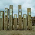 Noses Point sculpture