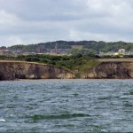 Ryhope from the sea