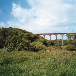 Viaduct Castle Eden Dene