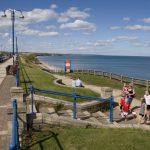 Seaham promenade