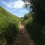 Coastal footpath Horden bound