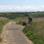 Coastal footpath through Horden