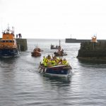 The George Elmy returns to Seaham
