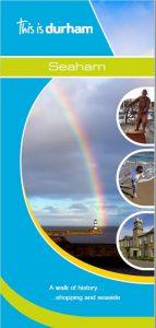 Heritage Coast Seaham leaflet