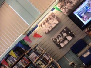 Blackhall library exhibition