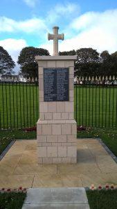 hesleden war memorial 2017