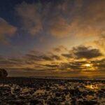 Blast Beach, Dawdon at Sunrise