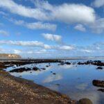Blast Beach sand banks, Dawdon