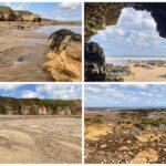 Blackhall rocks montage